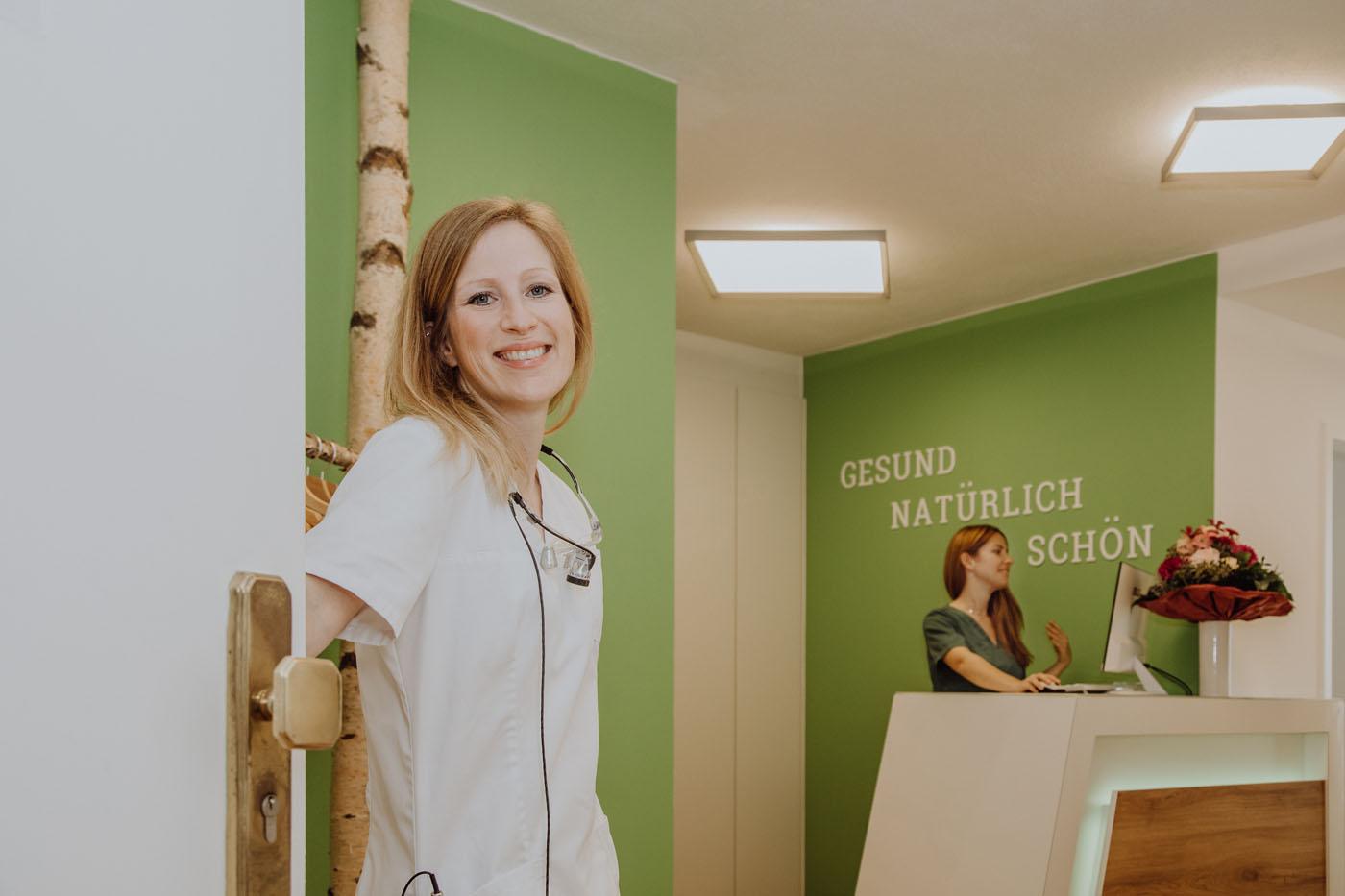 Zahnarzt Praxis Christine Zander aus Unterschleißheim bei München