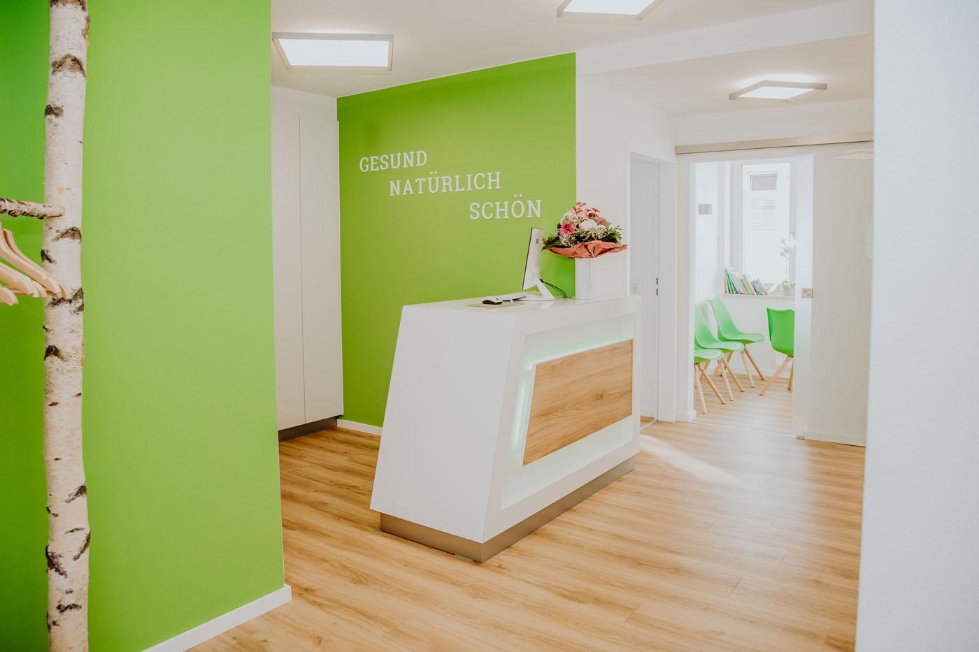 Zahnarztpraxis Christine Zander aus Unterschleissheim bei München